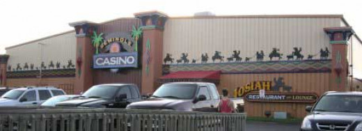 Seminole Indian Casino in the Everglades