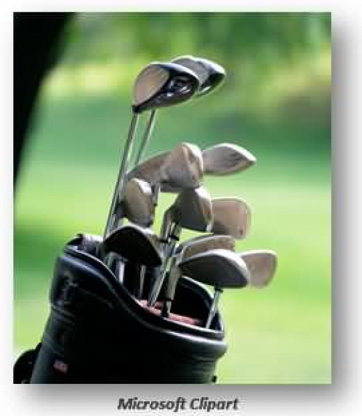 Focus your Energy (and money) on improving your golf game.