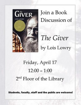 People who have read The Giver, want to talk about it.
