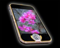 Diamond iPhone