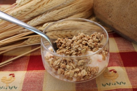 Organic Cereal Mixes