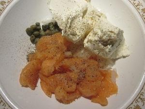 Bagel spread