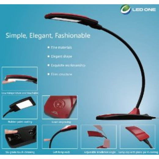Led One T100 Dimmable Eye Care Desk Lamp