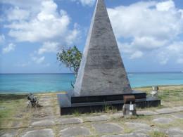 Monument for Cuban DC8 Aircraft near Prospect