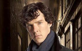 Sherlock - the wonderful Benedict Cumberbatch