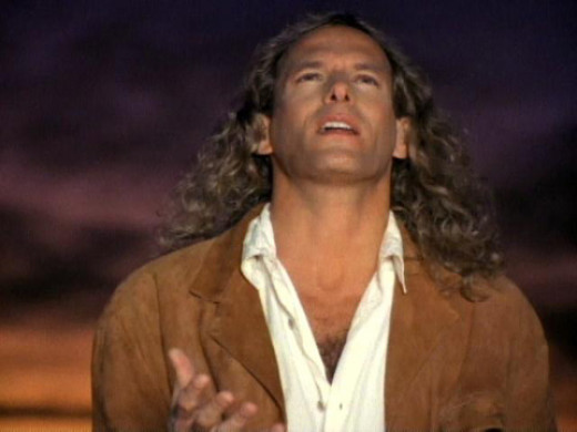 Imagine being about a 10 year old girl and Michael Bolton and his sappy love songs are some of your favorites?
