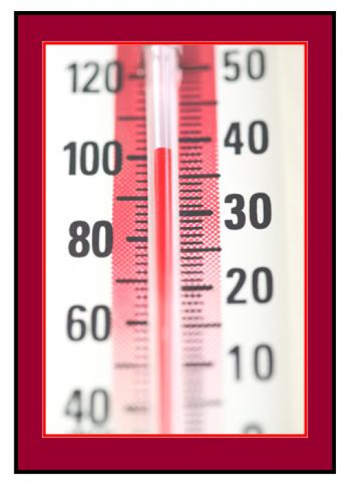Temperatures are measured with thermometers or electronic sensors in one of several different measurement scales.