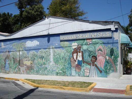 The Lemonade Stand Studio - Key West, FL