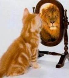 most people see themselves as greater than they really are