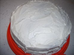 A Feather Cake Recipe ... This Cake is even more than Yummy, It's Fantastic and is easy to make into special shape  cake