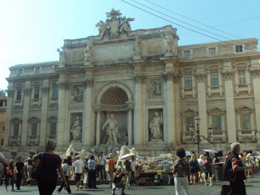 Trip to Italia.