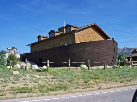 An Ark located in Estes Park, CO