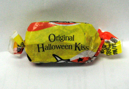 "Why are they called ""kisses""? Why? It's a Halloween mystery."