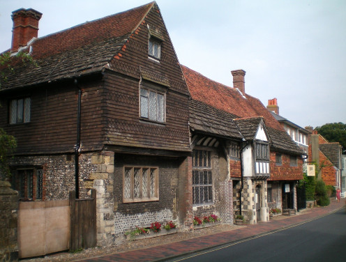 Anne of Cleves House, Lewes, East Sussex, England