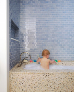 Designing Kid Friendly Bathroom