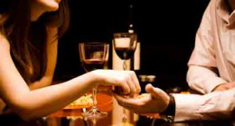 An intimate Valentine's dinner is all in your hands