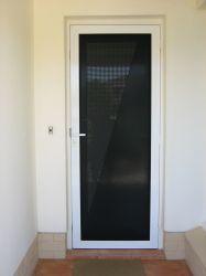 Swinging Security Screen Door