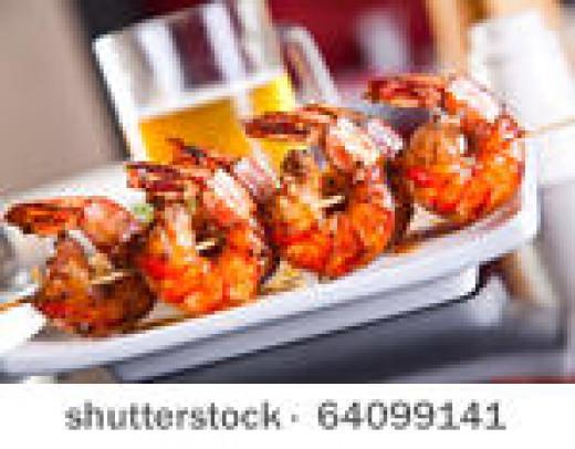 Scorpio Love seafood