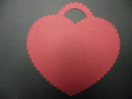 "Red ""Lock"" Heart"