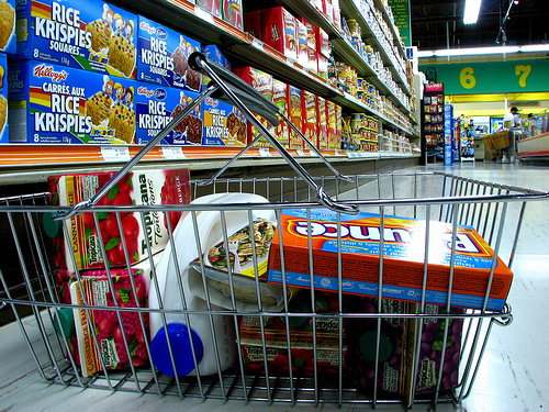 One of the best ways to save money at the supermarket is to plan ahead.