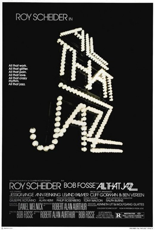 All That Jazz Movie Poster