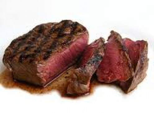 Deer Meat Steaks are the most common way Deer Meat is served.