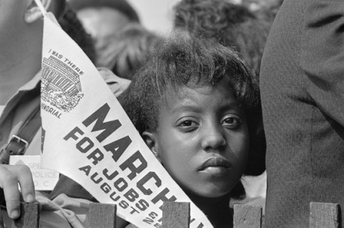 March On Washingon For Jobs and Freedom: August 28, 1963