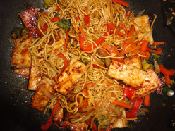A Delicious Healthy Tofu Stirfry Recipe
