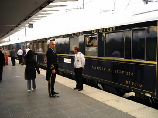 Venice-Simplon Orient Express is one of the best luxury trains in the world offering tours across Europe