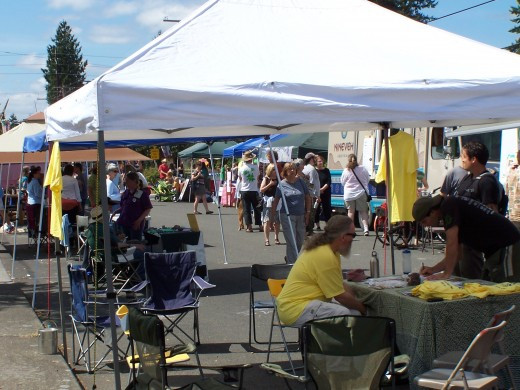 Kettle Falls Apple Fest