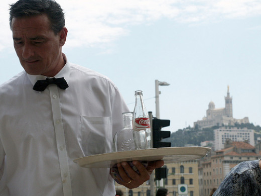Most waiters are not allowed to tell you if they do not like a particular dish or menu item.