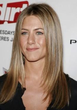 Jennifer Aniston Rachel Hairstyle