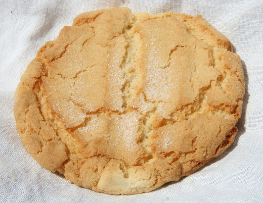 Sugar Cookies Are So Delicious. And The Sugar Cookie Recipe Above Is The Best Ever.