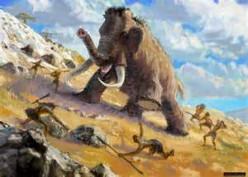 Ice Age mega fauna