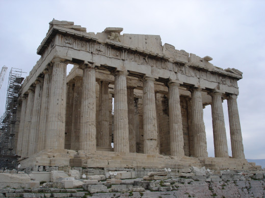 The Acropolis, an icon of Greece