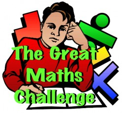 The Great Math Challenge (limerick)