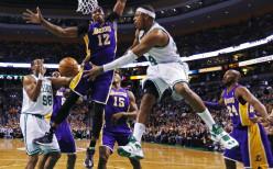 My drunken game journal:  Lakers vs. Celtics