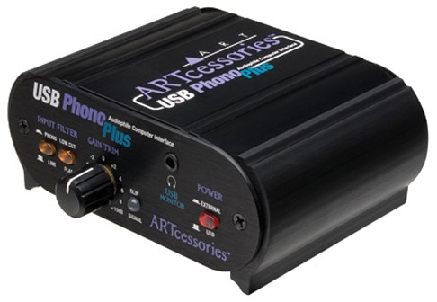 Example of an Audio Interface