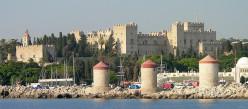 Meet the Beauties of Rhodes, Greece