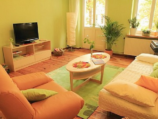 Vacation rental, $41 a night, Berlin, Germany