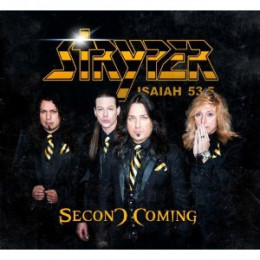 Stryper - Second Coming album cover