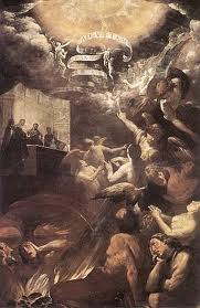 Purgatory is considered a chance for one to heal and cleanse oneself before entering Heaven.