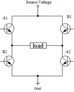 Circuit for Generation of Dead-band / Dead-time in Electronics / Electrical Engineering