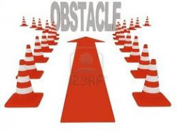 Is there one obstacle in your life that is holding you back?