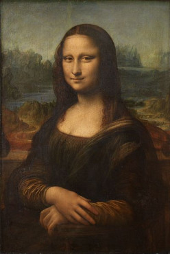 Why Mona Lisa Wasn't Really Smiling