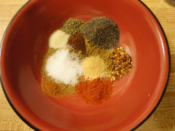 Healthy Mexican Taco Spice Mixture