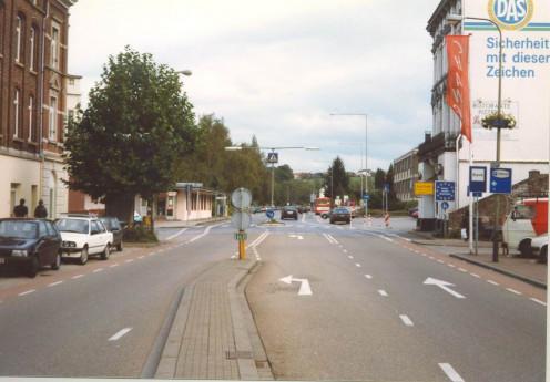 The Netherlands -Germany border, Vaals