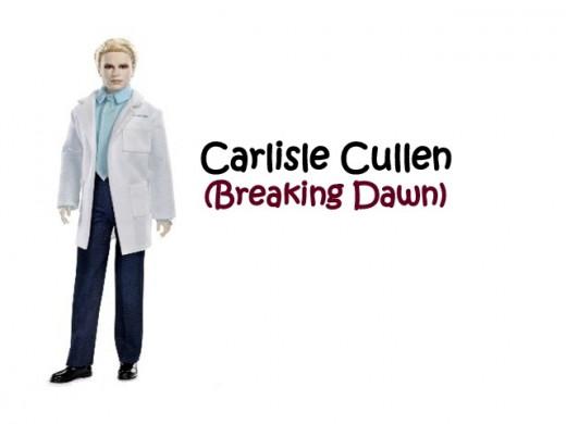 Carlisle Cullen Doll