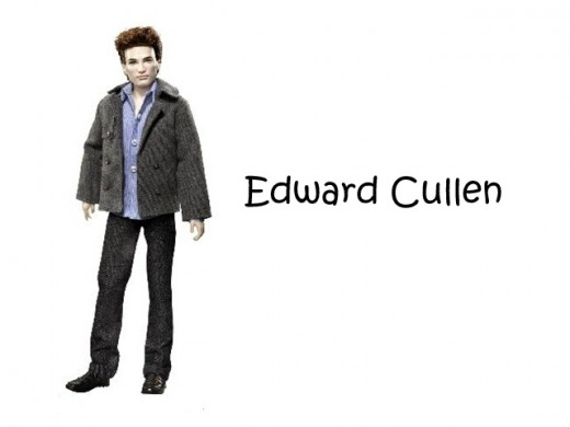 Edward Cullen Doll