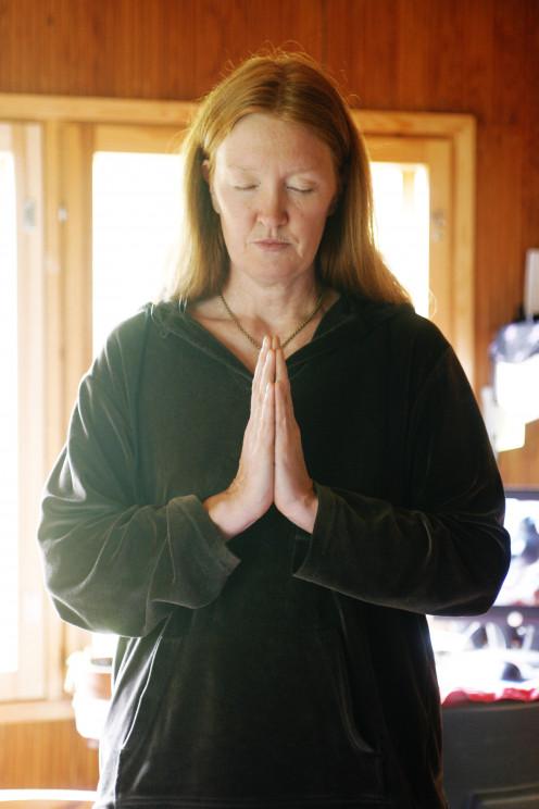 Sara Gardner Healing Session